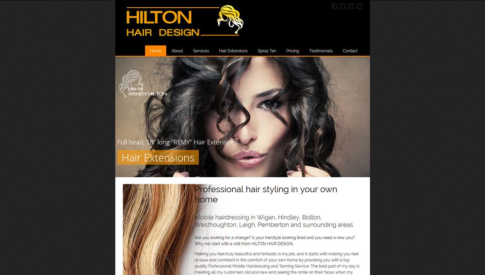 Hilton Hair Design