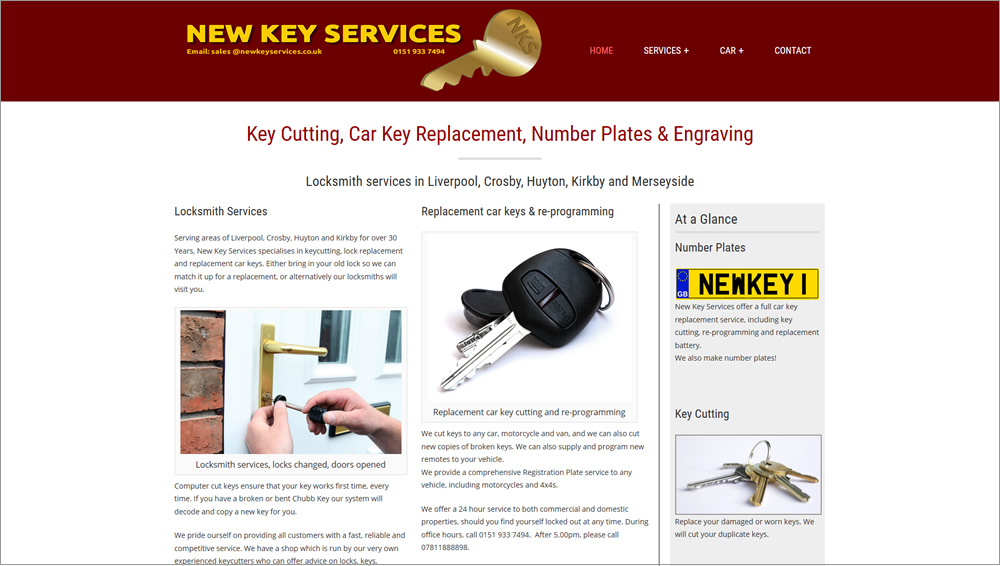 New Key Services