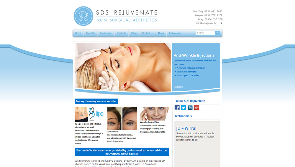 SDS Rejuvenate