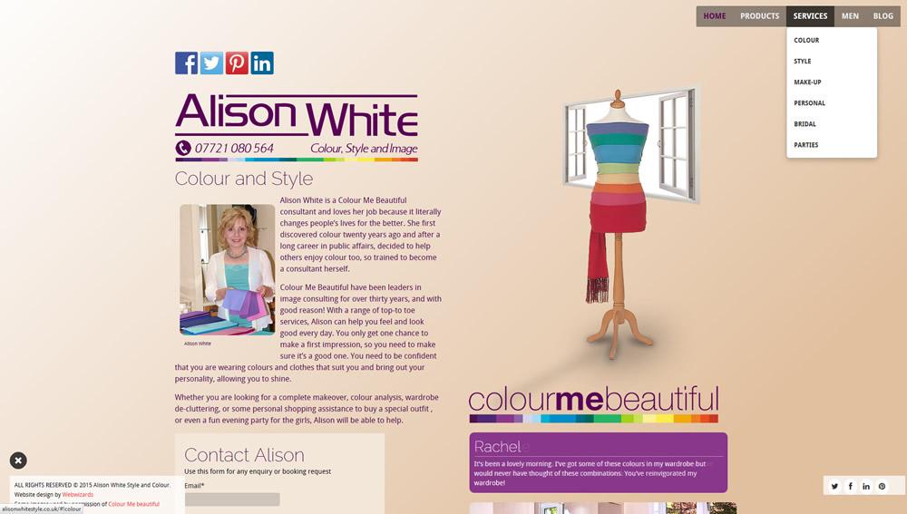 Alison White Style