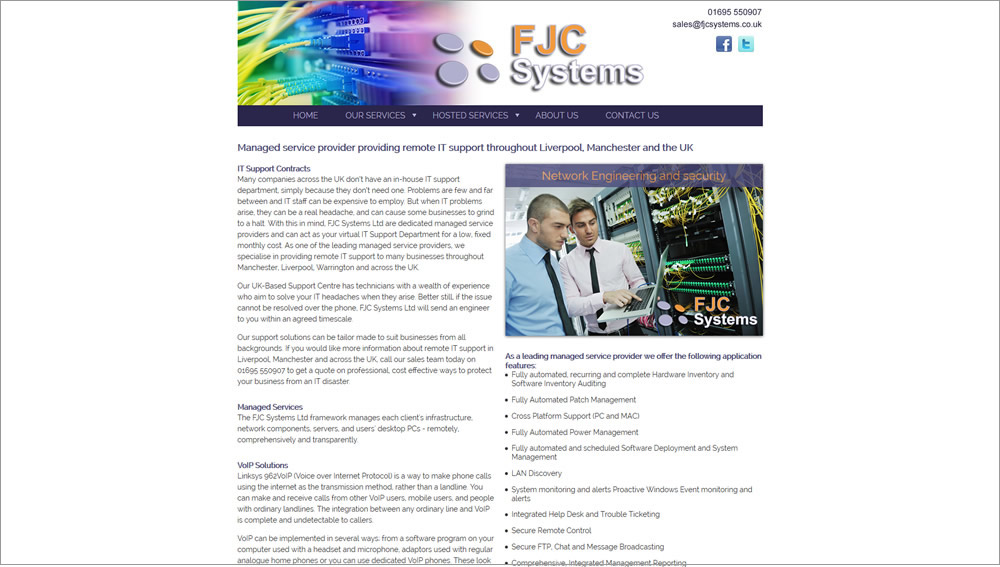 FJC Systems