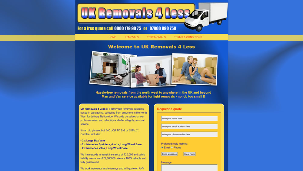 UK Removals 4 Less