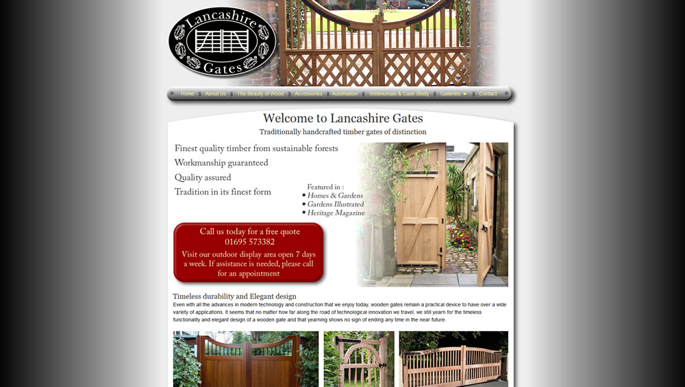 Lancashire Gates